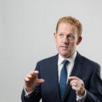 london corporate engaged portrait