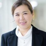 Portrait of female consultant surgeon