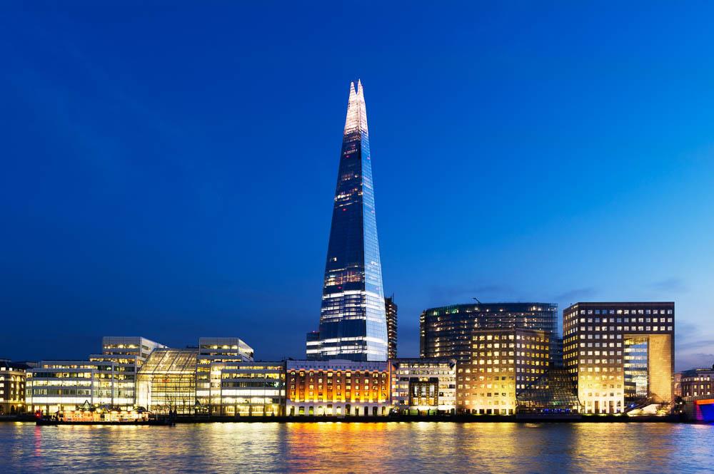London Shard Building