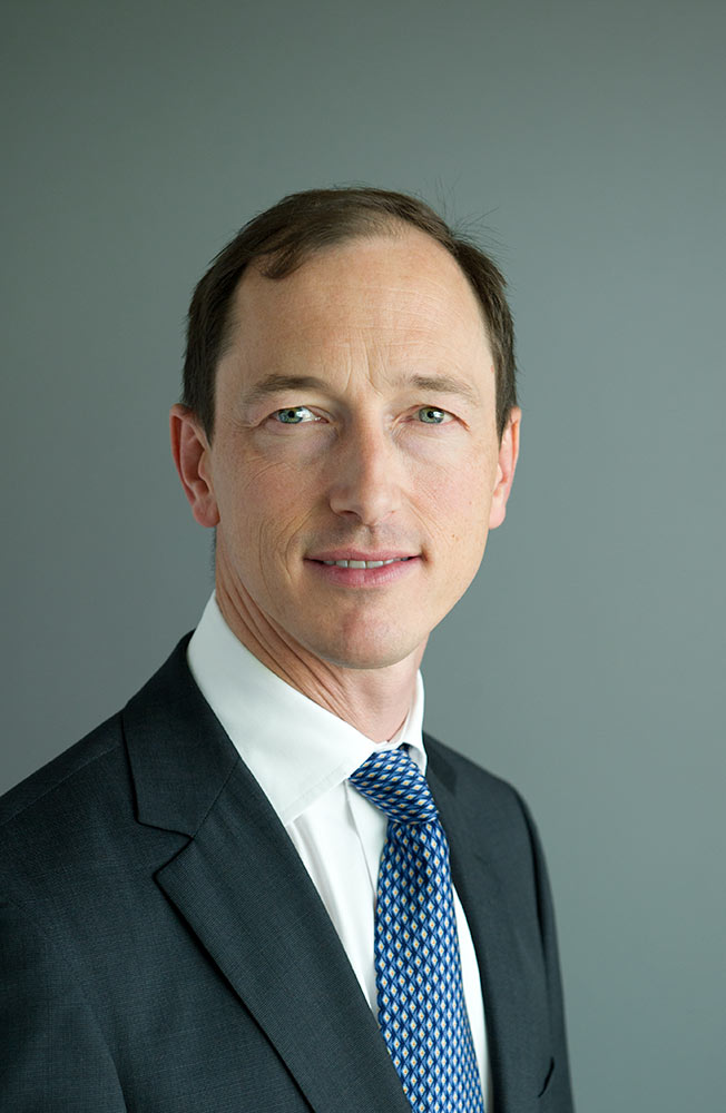 Natural Light Corporate Portrait man wearing suit and tie