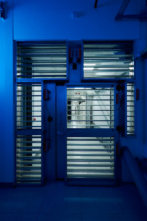 cooling system at data centre