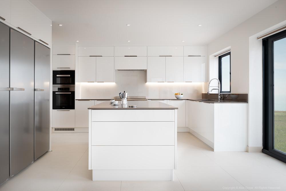 Modern Kitchen in Brighton residence WS Planning & Architecture