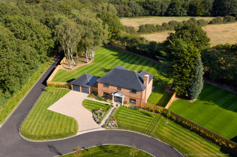 Aerial Drone Photography Surrey