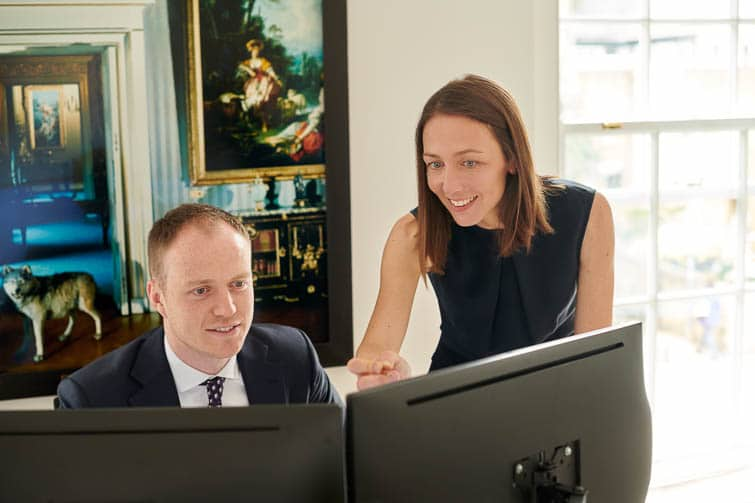 Whitley Asset Management Corporate Photography team