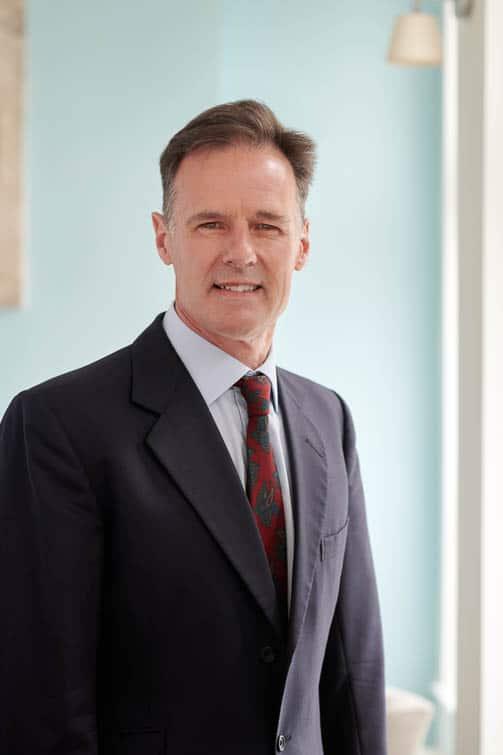 Whitley Asset Management Corporate Portrait Edward Whitley OBE